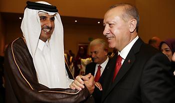 Κατάρ: Η Τουρκία δεν μπορεί να παραμείνει σιωπηλή σε απειλές
