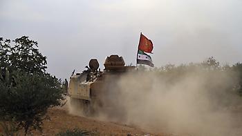 Μαίνονται οι μάχες: Ο στρατός του Άσαντ στη Μάνμπιτζ - Αποχώρησαν οι Αμερικανοί