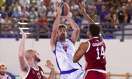 Λαμπρόπουλος: «Θέλουμε την πρόκριση στο Κύπελλο και οπωσδήποτε νίκη με το Ρέθυμνο»