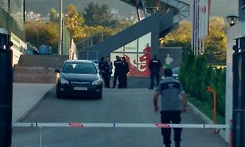 Στα γραφεία της βουλγαρικής ομοσπονδίας η Αστυνομία