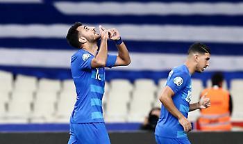 Το πρώτο γκολ του Παυλίδη με την Εθνική (video)