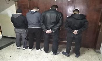 Συνελήφθησαν έξι Βούλγαροι για τις ρατσιστικές επιθέσεις με την Αγγλία