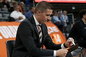 Λάκοβιτς: «Δεν μας άφησαν να παίξουμε δυνατά οι διαιτητές»