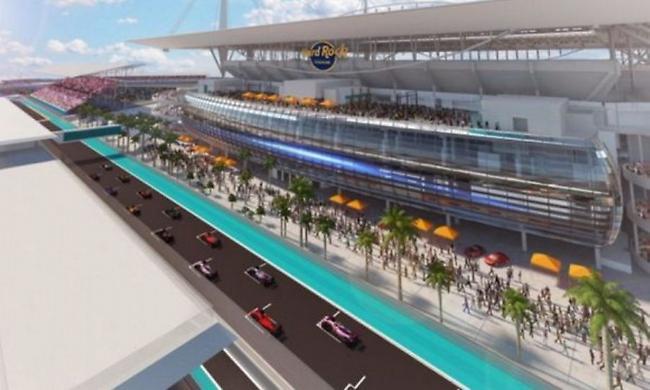 Συμφωνία για Grand Prix της F1 στο Μαϊάμι