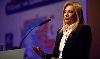 Μέτρα και κυρώσεις στην Τουρκία ζήτησε η Γεννηματά στους Ευρωσοσιαλιστές