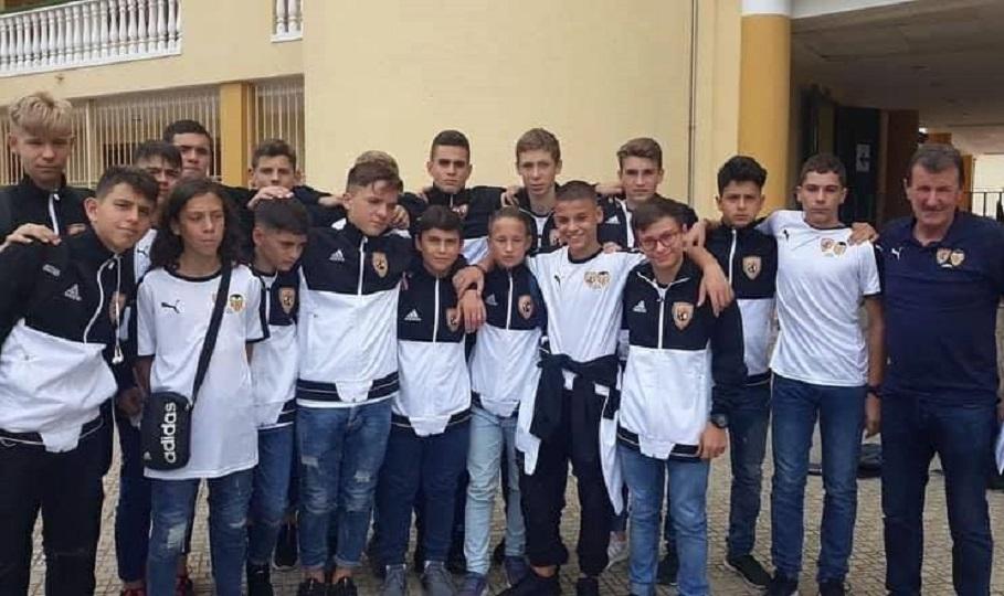 Γεμάτη εμπειρίες επέστρεψε η ελληνική ακαδημία της Valencia CF  από το κορυφαίο ευρωπαϊκό τουρνουά!
