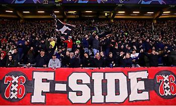 Χωρίς κόσμο στα δυο επόμενα ευρωπαϊκά εκτός έδρας ματς Άγιαξ και Άιντραχτ