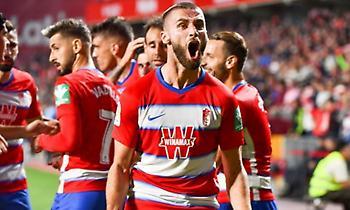 Τρελαίνει κόσμο η Γρανάδα: Σε απόσταση… αναπνοής από την κορυφή της Primera Division!