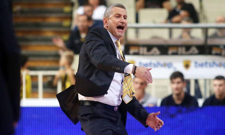 Ζούρος: «Δεν είναι η τελευταία επίθεση που κέρδισε το ματς…»