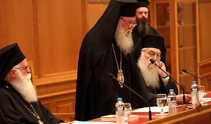 Ρωσική Εκκλησία: Κυρώσεις αν ο Ιερώνυμος μνημονεύσει μόνος τον Επιφάνειο