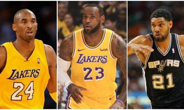 NBA: Οι κορυφαίοι παίκτες από το 2000, δια χειρός «Hoopshype»