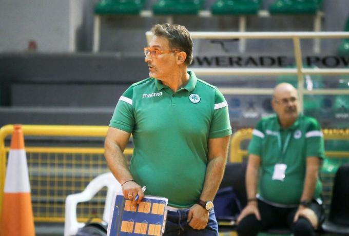Καμπερίδης στο sport-fm.gr: «Χαρούμενοι για τη νίκη, θα εξελισσόμαστε και θα βελτιωνόμαστε»