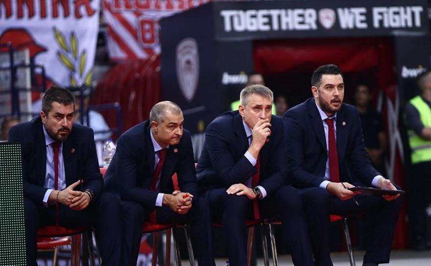 Ζέρβας: «Να λυθεί άμεσα του προπονητή για να προχωρήσουν οι αλλαγές»