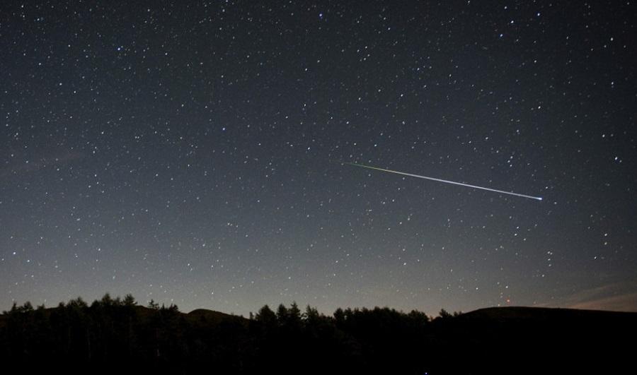 Ωριωνίδες: Φθινοπωρινή βροχή διαττόντων αστέρων απόψε το βράδυ