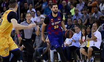 Ο Μίροτιτς σπάει τα κοντέρ στην ACB