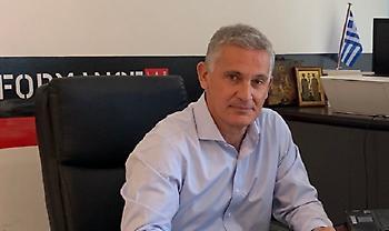 Επιστημονικός συνεργάτης του Αστέρα Τρίπολης ο Γιώργος Καχριμάνης