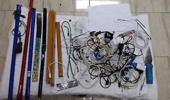 Ζωή και κότα στις φυλακές Κομοτηνής: Ναρκωτικά, «μίνι αποστακτήρια» και κινητά