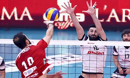 ΠΑΟΚ-Ολυμπιακός στην πρεμιέρα της Volley League!
