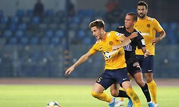 Έμεινε «όρθια» στη Λεμεσό και ανέβηκε τρίτη η ΑΕΚ Λάρνακας