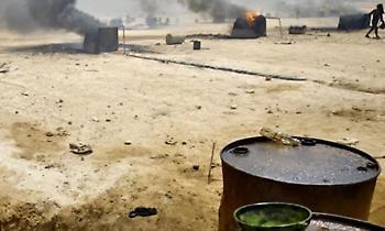 Ιράκ: Στελέχη των δυνάμεων ασφαλείας σκοτώθηκαν σε επιθέσεις του ISIS κοντά σε πετρελαιοπηγή