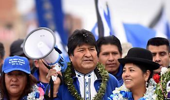 Βολιβία: Αυξάνει το προβάδισμα ο Μοράλες στις προεδρικές εκλογές