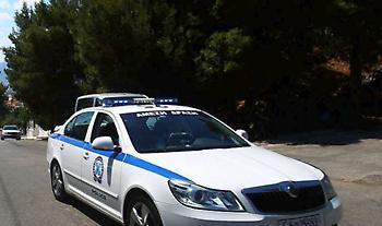 Σύλληψη 25χρονου έπειτα από καταδίωξη για αρπαγές τσαντών στο Ίλιον