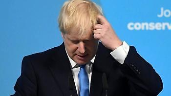 Τζόνσον: Στήριξη στο νομοσχέδιο για τη συμφωνία του Brexit ή εκλογές