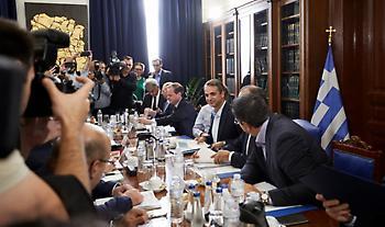 Μητσοτάκης: Τον Απρίλιο του 2023 θα λειτουργήσει το μετρό Θεσσαλονίκης