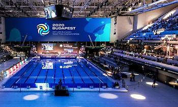 Η κλήρωση των Εθνικών ομάδων πόλο στα Ευρωπαϊκά Πρωταθλήματα