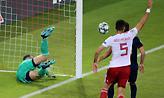 Για χιλιοστά πέρασε την γραμμή η μπάλα στο γκολ του Ολυμπιακού! (video)
