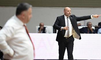 Τζόρτζεβιτς: «Δεν είχαμε καλά ποσοστά στα σουτ, έβγαλε ενέργεια ο Προμηθέας»