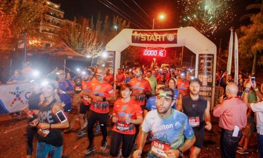 Με μεγάλη επιτυχία το 4ο Kallithea Night Run