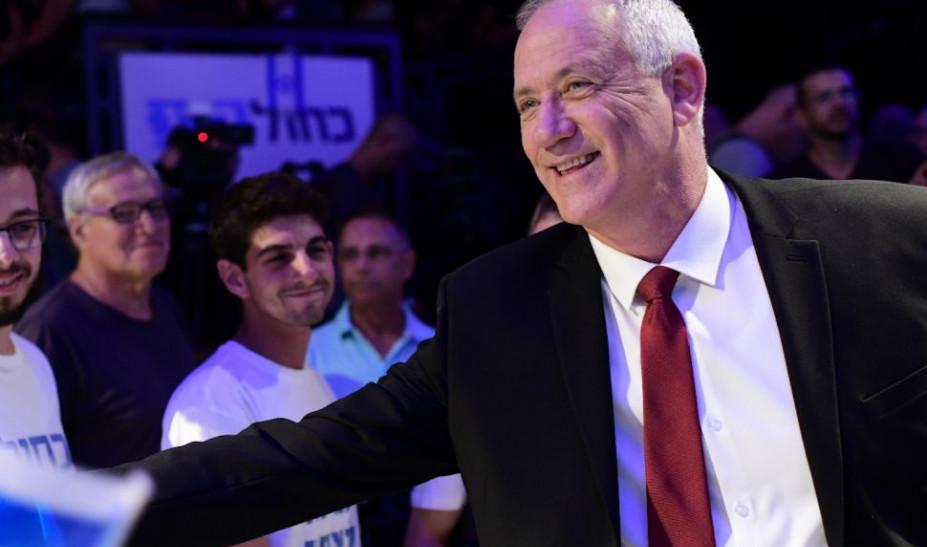 Ισραήλ: Ο πρόεδρος Ρίβλιν θα αναθέσει στον Γκαντς διερευνητική εντολή σχηματισμού κυβέρνησης