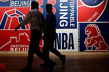 Δεν προβλήθηκαν τα ματς της πρεμιέρας του ΝΒΑ στην Κίνα