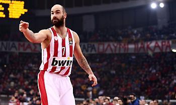 Ο «Mentalist» Σπανούλης υποψήφιος για την ομάδα της δεκαετίας στην Euroleague!