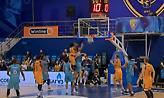 Ο Έβανς στην κορυφή του Top 10 της VTB League (video)