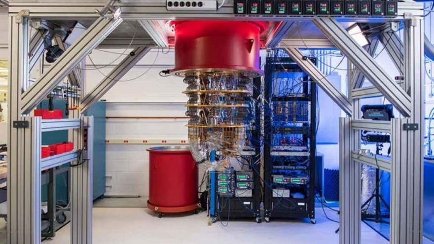 Η Google κατασκεύασε κβαντικό υπολογιστή