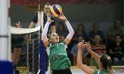 Το πρόγραμμα της δεύτερης αγωνιστικής της Volley League γυναικών