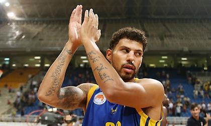 Στίβεν Γκρέι στο sport-fm.gr: «Μεγάλος στόχος του Περιστερίου οι τελικοί»