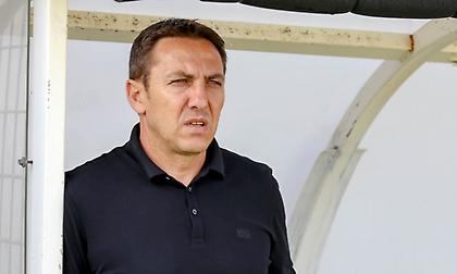 Παπαδόπουλος: «Θα είμαστε καλύτεροι στη συνέχεια, αντιδράσαμε μετά το κακό αποτέλεσμα στο Κύπελλο»