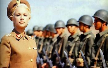Υπολοχαγός Νατάσσα: Ο Νίκος Φώσκολος δεν ήθελε την Αλίκη Βουγιουκλάκη ως πρωταγωνίστρια (vid)