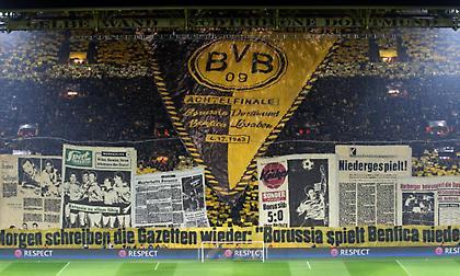 «Ζαλίζουν» οι μέσοι όροι εισιτηρίων των ομάδων της Bundesliga!