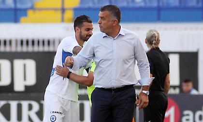Αναστασίου: «Δύσκολο το ματς με την ΑΕΚ, αλλά πιστεύουμε στους εαυτούς μας»