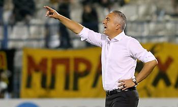 Πρόθεση στην ΑΕΚ, είναι να μείνει όλη την σεζόν ο Νίκος Κωστένογλου