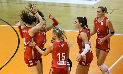 Πήρε το μεγάλο ντέρμπι των γυναικών ο Ολυμπιακός!
