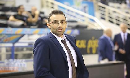 Χαραλαμπίδης: «Να κερδίσουμε ό,τι περισσότερο μπορούμε»
