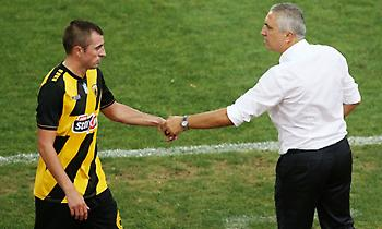 Καθοριστικός ο Κρίστιτσιτς χθες, για να μπει ξανά στο ματς η ΑΕΚ