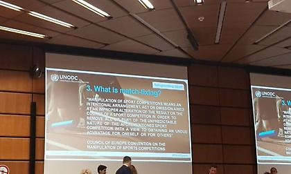 Τι είναι η «σύμβαση Macolin» που ψηφίζει η Βουλή για το στήσιμο των αγώνων!