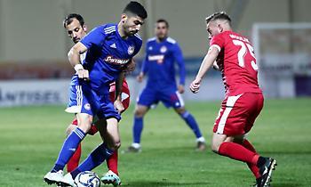 Ο Μπουχαλάκης δίνει πολλά στην ομάδα και, παράλληλα, αδικεί τον εαυτό του!