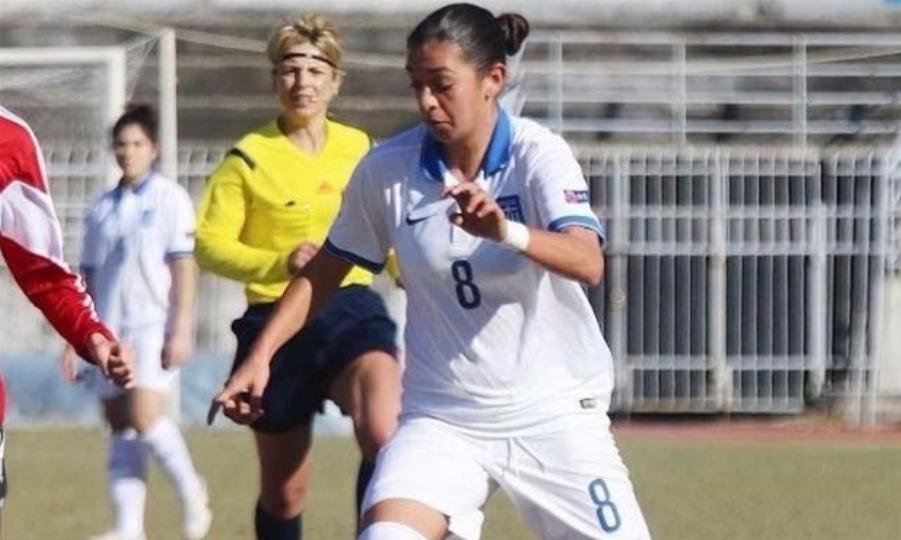 Σάρωσε το Μαυροβούνιο η Εθνική ποδοσφαίρου γυναικών